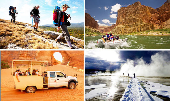 5 of the best places to go on an adventure holiday on the planet