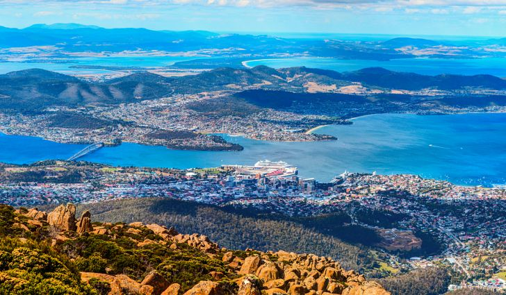 The discovery of Tasmania – The Island of the secrets