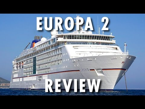 Set Sail on the Family-Friendly 'Europa 2'by travel channel